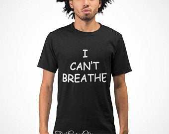 I CAN'T BREATHE Tee