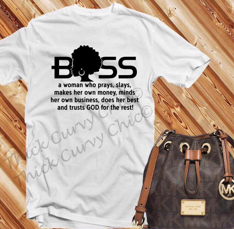 BOSS Black Woman Tee