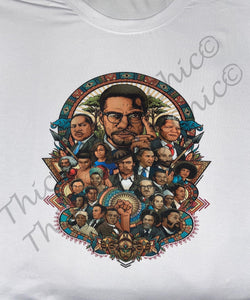 Black History Leaders tee