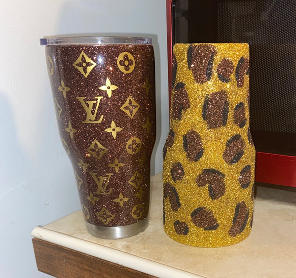 Cheetah 30 oz Tumbler