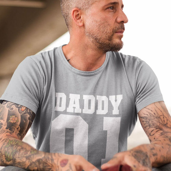 T-Shirt - Daddy 01 - PAPAZONE.de