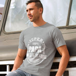 T-Shirt - Super 100% Papa Pure