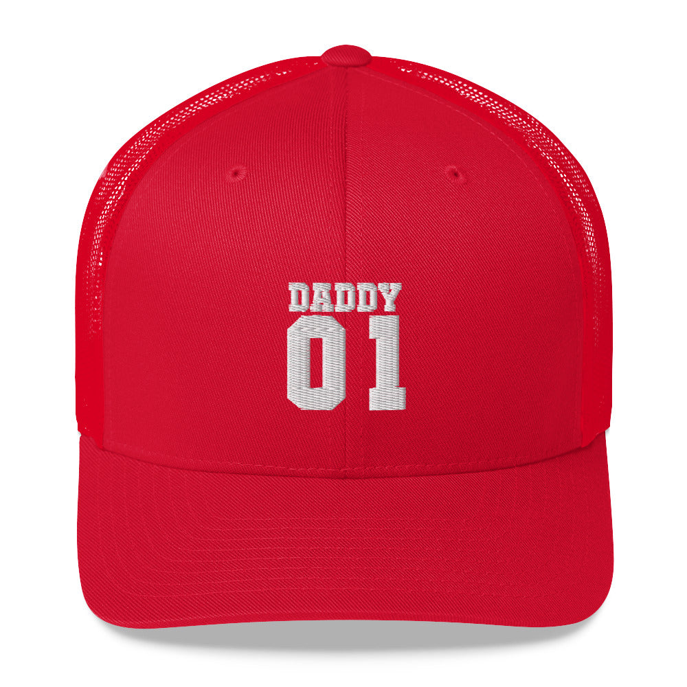 Trucker Cap - Daddy 01