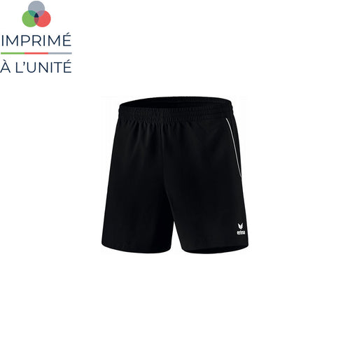 Short court tennis de table et running erima