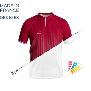 Maillot de trail SKILLS 100% personnalisable