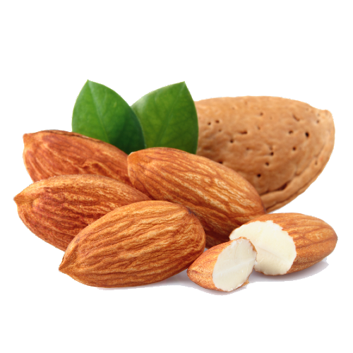 Powerpacked ingredients, ingredients, organic, natural, natural ingredients, Almonds