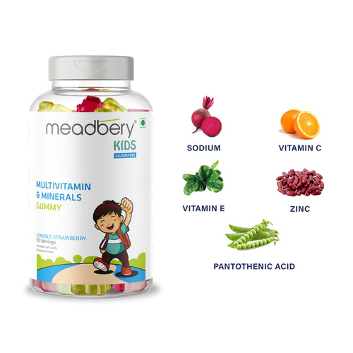 Kids Multivitamin + Calcium Combo