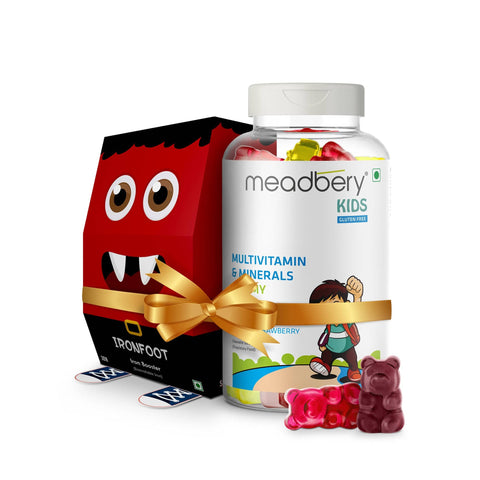 Multivitamin & Iron Gummies Gift Combo