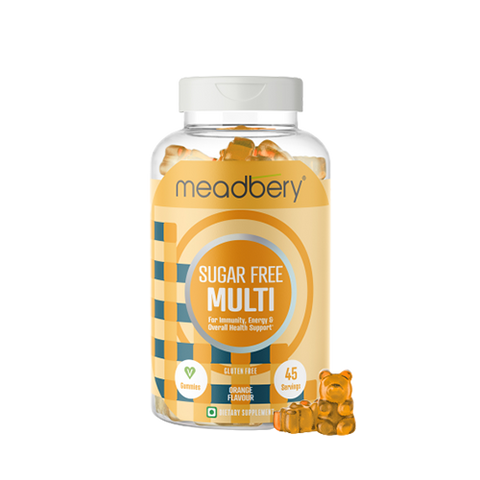 Sugar Free Multi | Vegan Multivitamin Gummies
