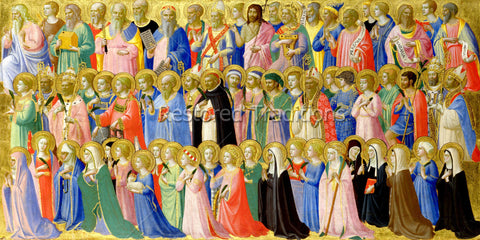 Communion of Saints (Church Triumphant)