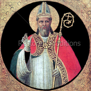 saint bishop of alexandria