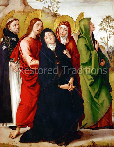 Sorrow of the Virgin Mary at Calvary