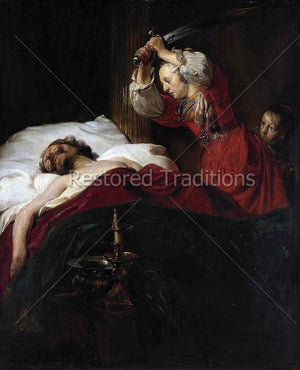 Judith and Holofernes – Bray