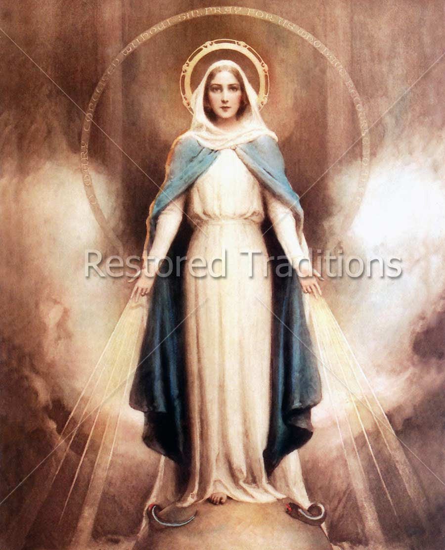 Mediatrix of all Graces