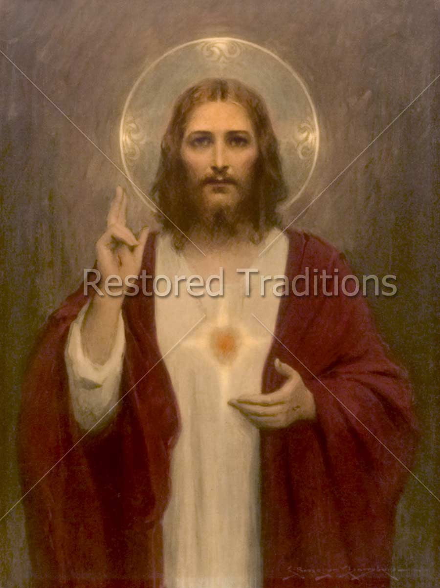 Sacred Heart of Jesus Christ