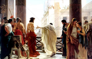 Pilate Presents Jesus