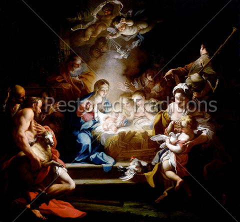 Nativity of Christ in Bethlehem