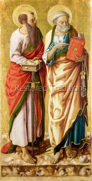 two great apostles of Christ