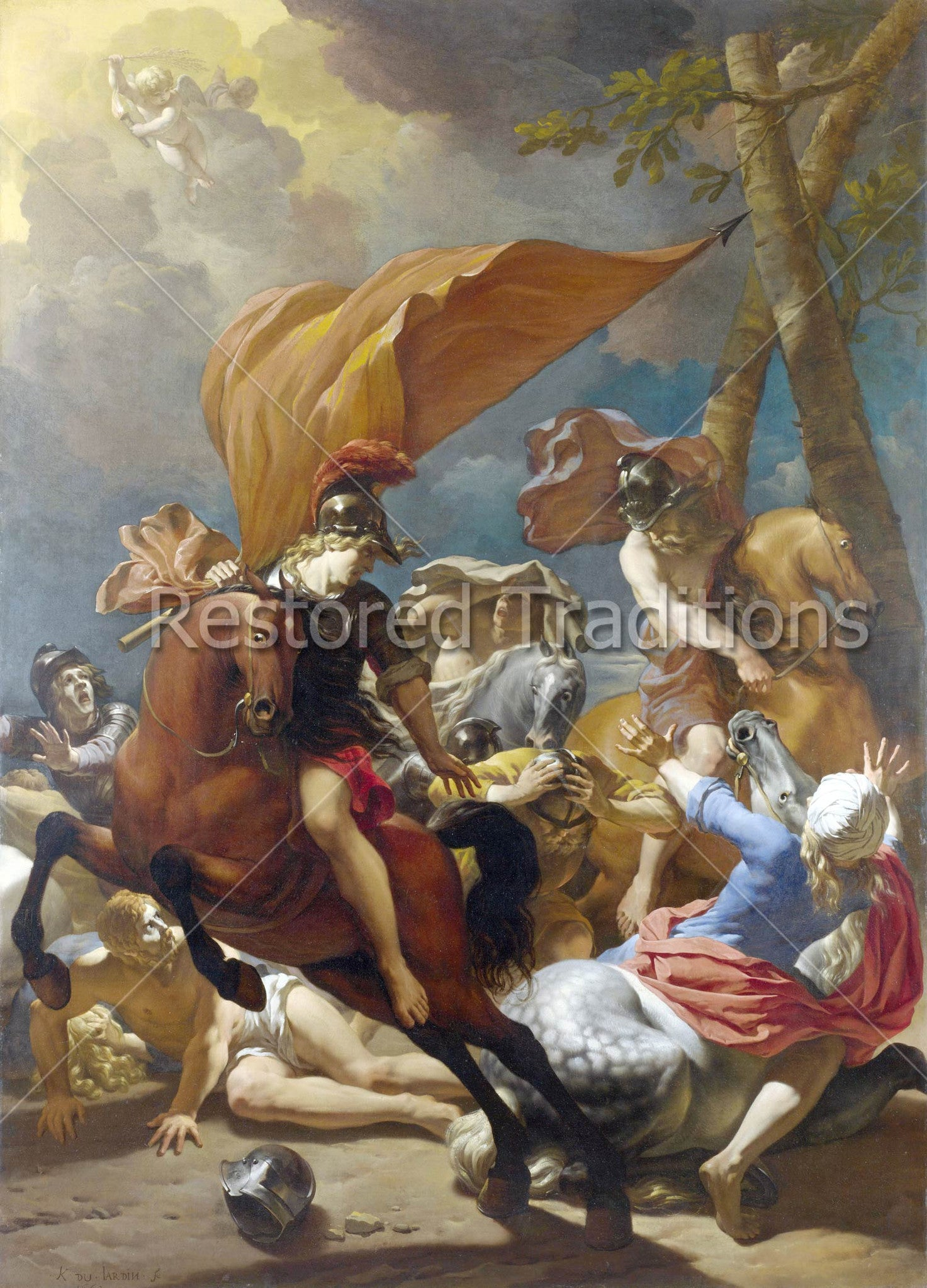 The Conversion of Saul of Tarsus : Christian Courier