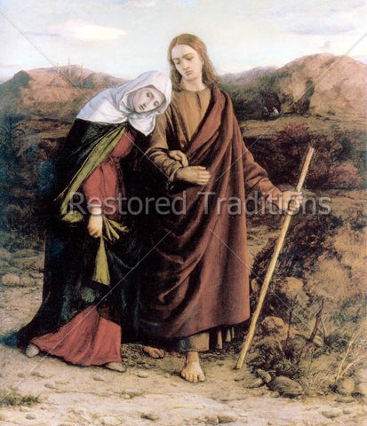 Sorrowful Mother and Saint John