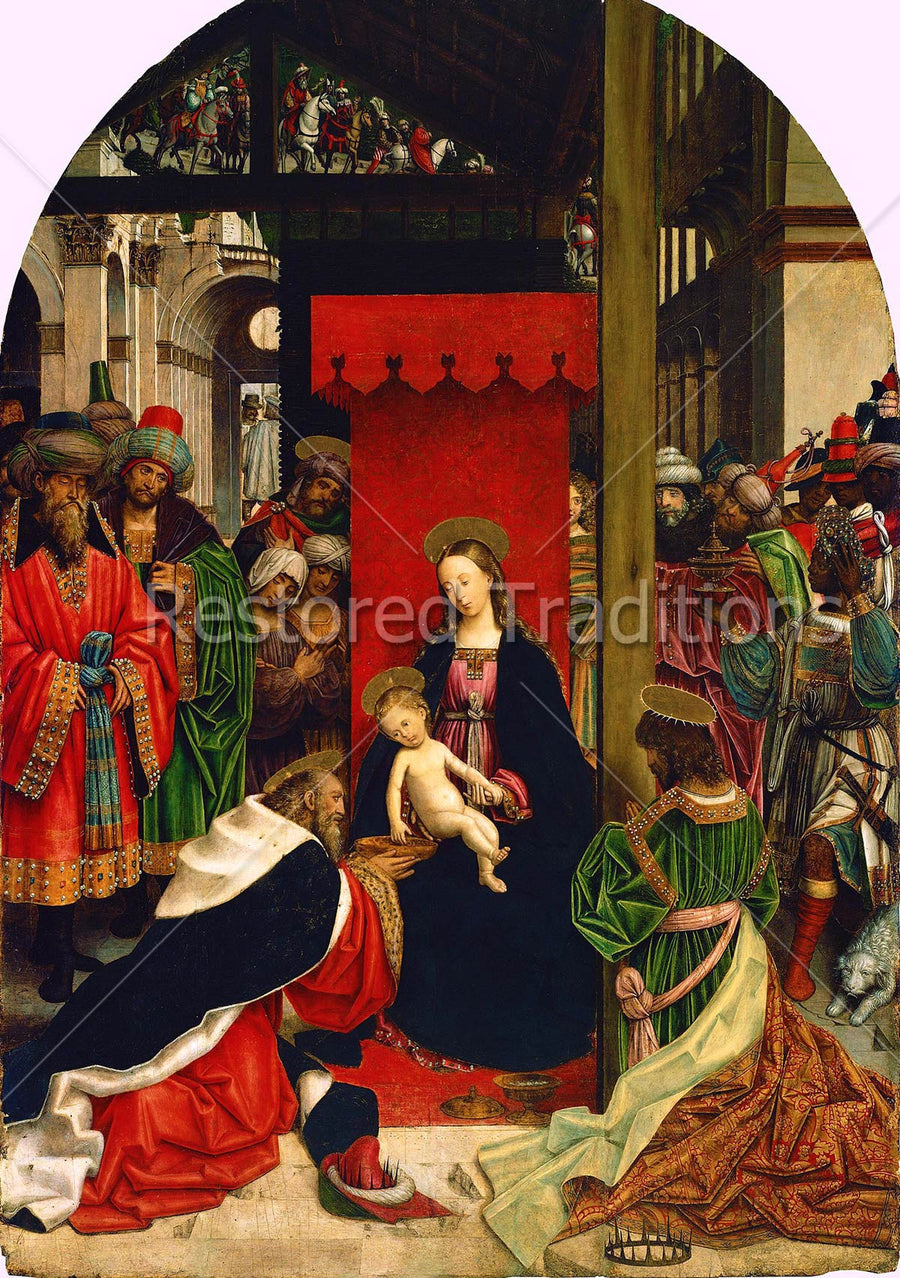 Epiphany, Adoration of Kings