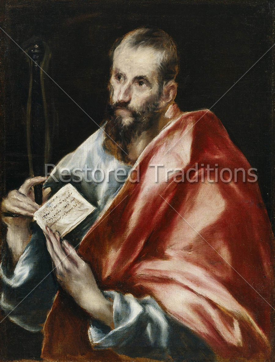 Apostle of Gentiles, Saint Paul