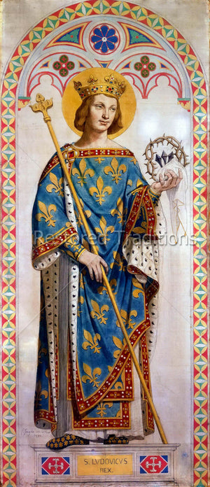 Louis IX, French King
