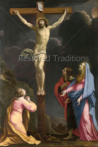 Holy Women under Crucifixion