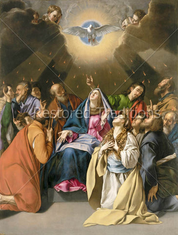 Descent of Holy Ghost