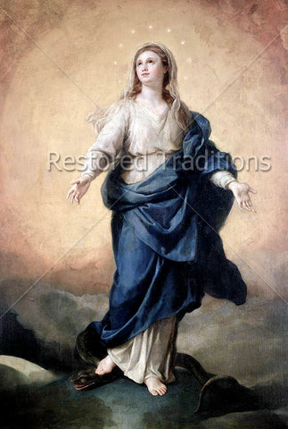 mary conceived without sin