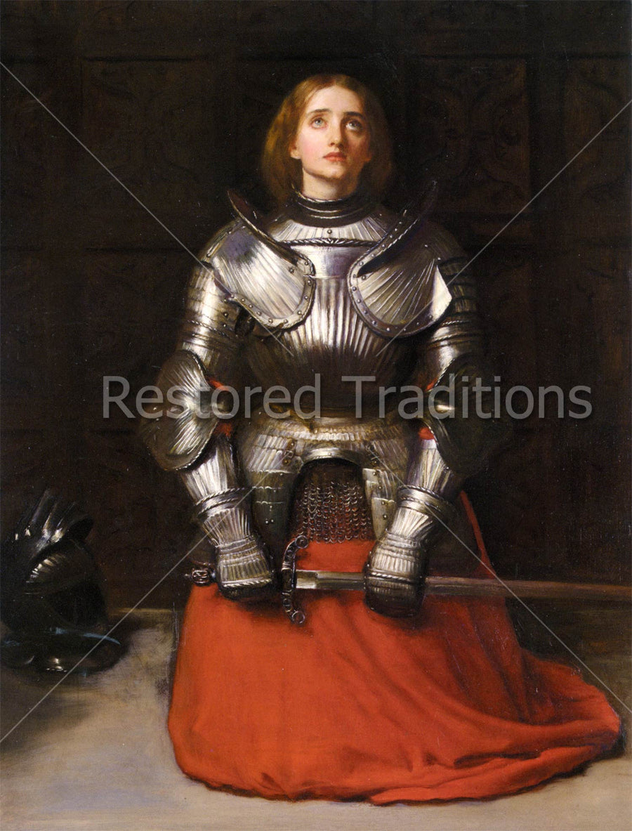 Maid of Orléans, the Warrior Saint
