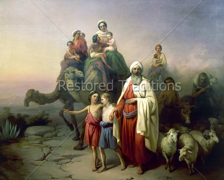 Father Abraham Travelling