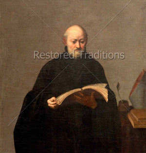monk holding book