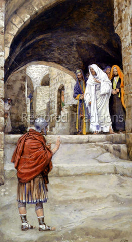 Download Image Of Centurion Saying To Jesus Quot Lord I Am