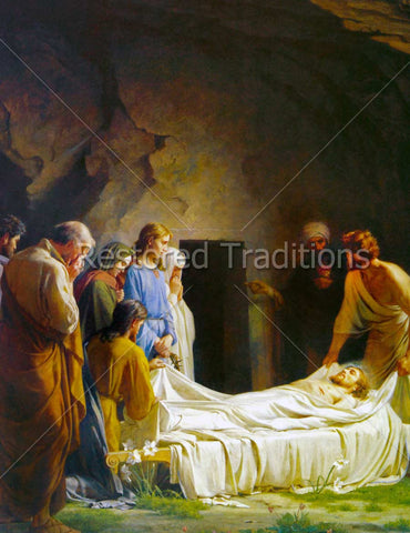 Burial of Jesus