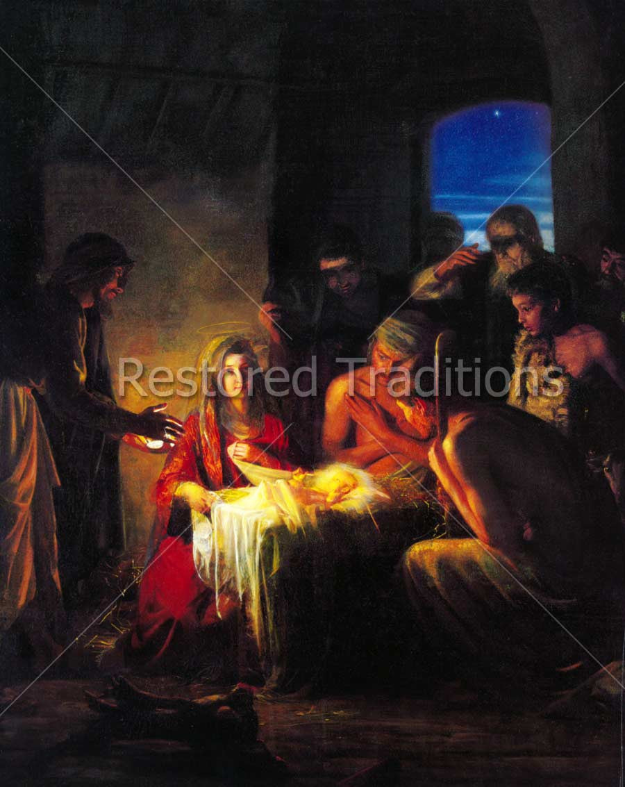 Birth of the Savior