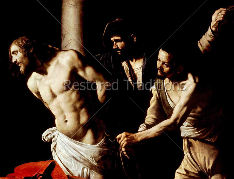 Christ Scourged