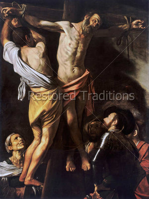 Martyrdom of Apostle Andrew