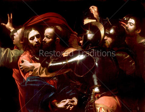 Betrayal and Arrest of Jesus Christ