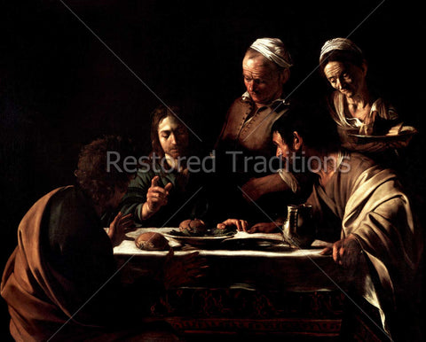 Christ Eating After Resurrection