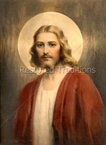 Jesus Christ Portrait
