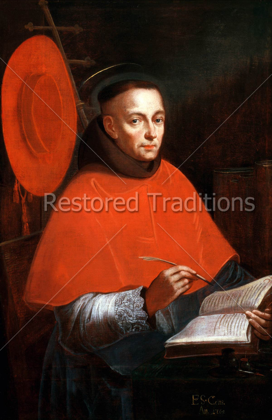 St. Bonaventure, Doctor of the Church