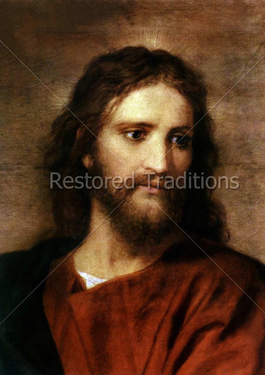 Popular Portrait of Jesus
