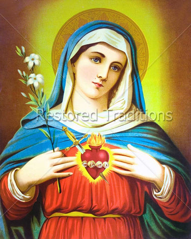 Immaculate Heart IX