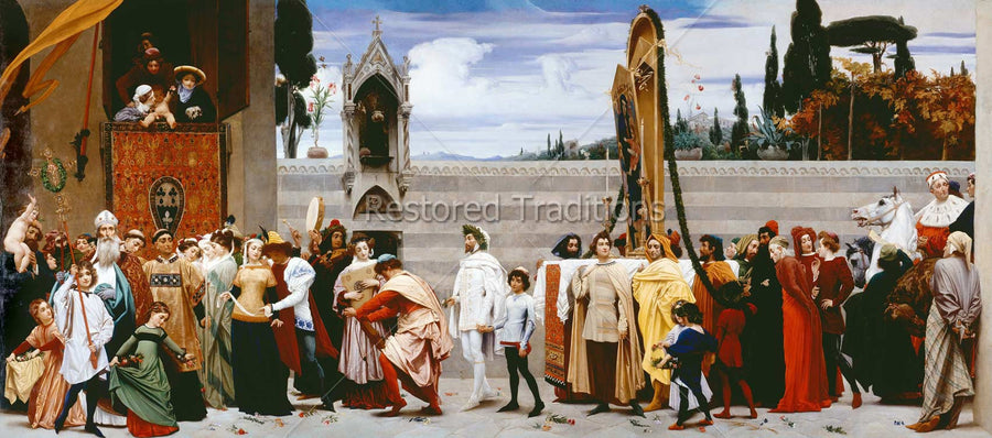 Catholic Procession