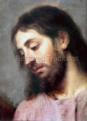 Head of Jesus Christ