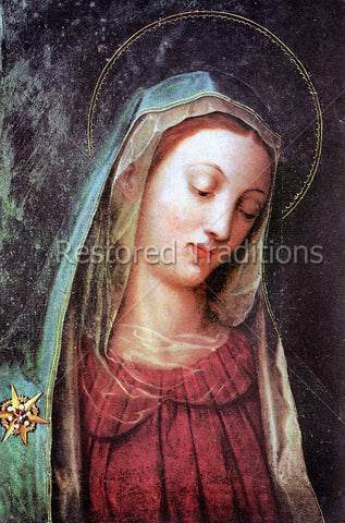 Miraculous Art of Virgin Mary