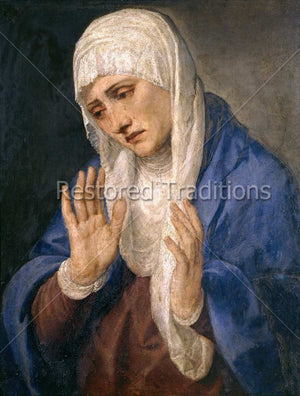 The Sorrowful Mother