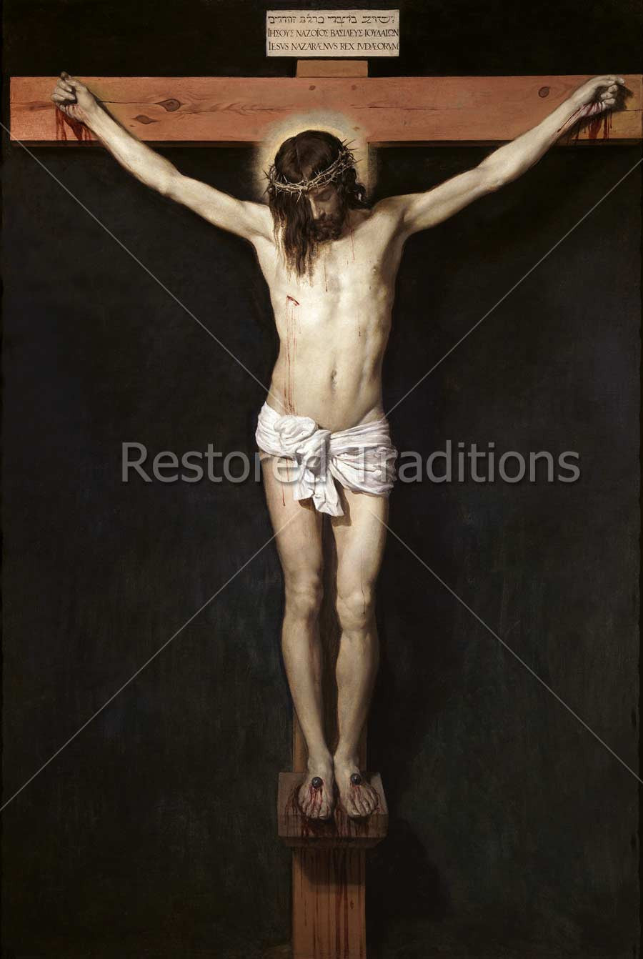 Crucifixion of the Savior