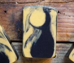 Activated Char-Mo Clay Soap